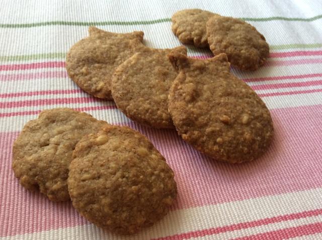 Galletas de queso San Simón. Bizpireta