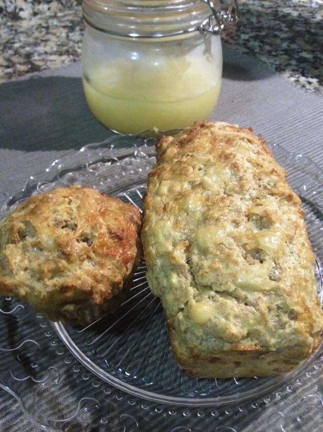 Bizcocho de patata y queso. Bizcocho Älplermagronen. Bizpireta