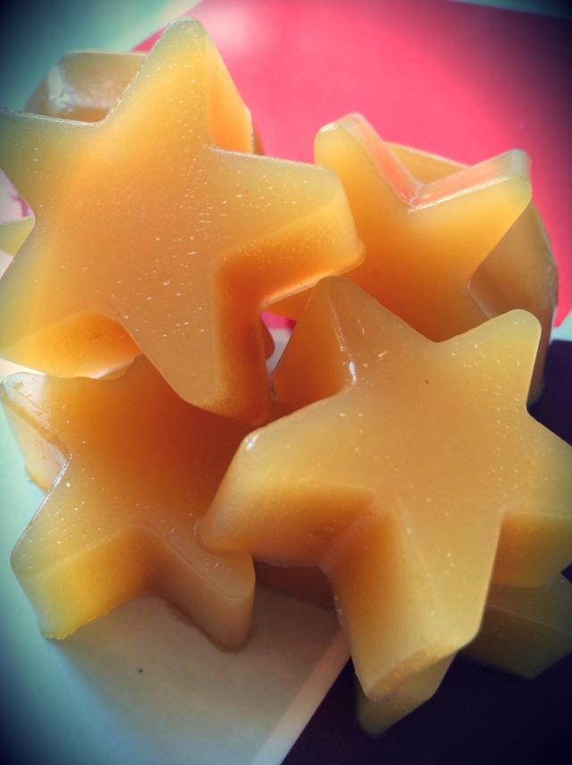 Golosinas de frutas caseras. Bizpireta